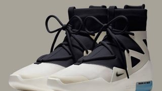 NIKE AIR FEAR OF GOD 1 STRINGが2/10に海外発売予定