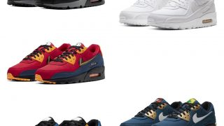 NIKE AIR MAX 90 CITY PACKが1/30に国内発売予定