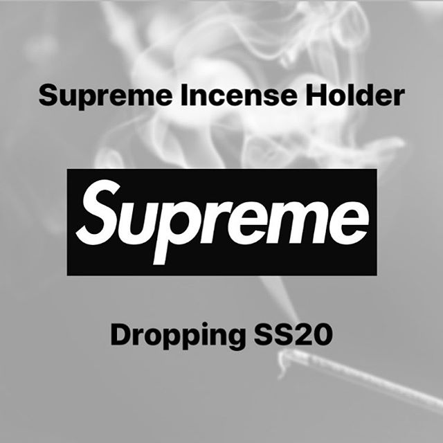 supreme-20ss-spring-summer-incense-holder