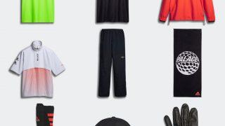 PALACE × adidas GOLF コレクションが2/22に国内発売予定