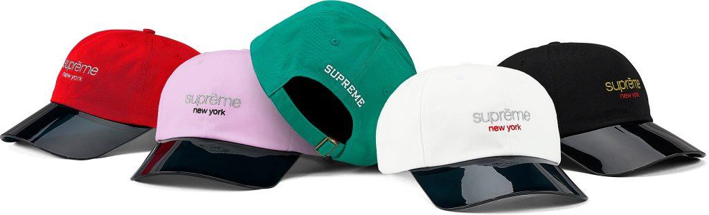 supreme-20ss-spring-summer-acrylic-visor-6-panel