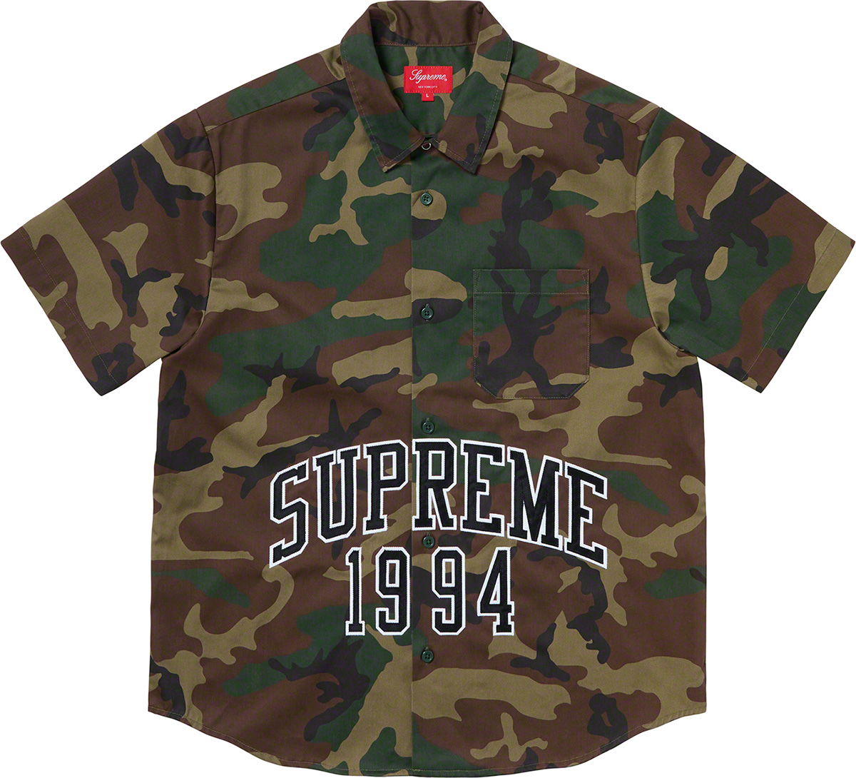 supreme-20ss-spring-summer-arc-logo-s-s-work-shirt
