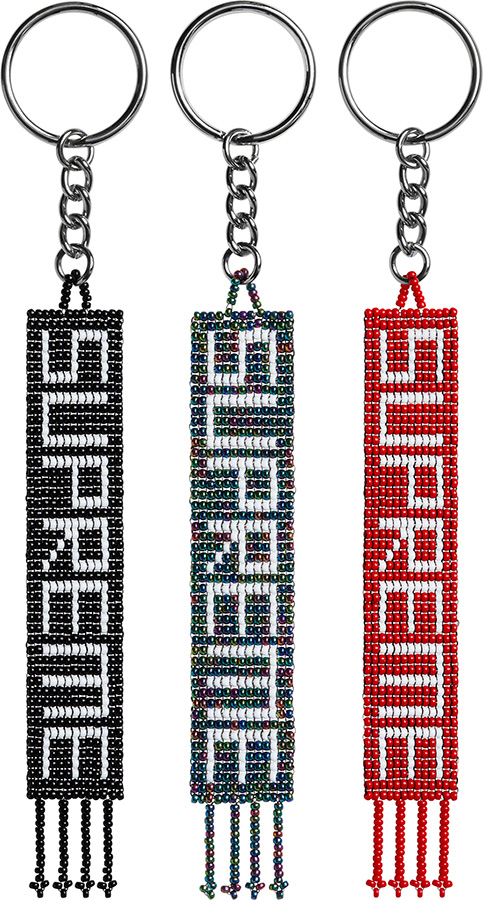 supreme-20ss-spring-summer-beaded-keychain