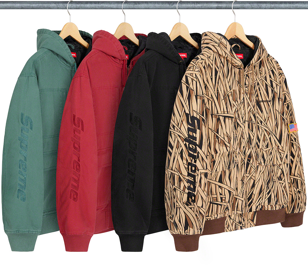 supreme-20ss-spring-summer-canvas-hooded-work-jacket