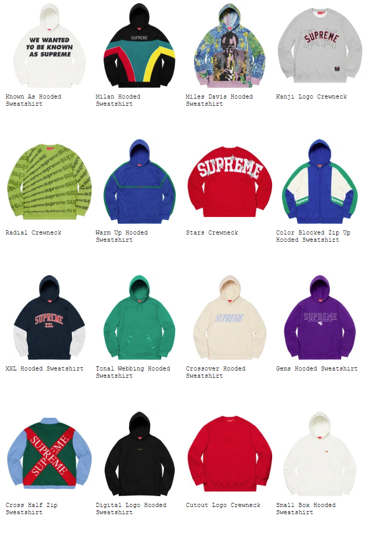 supreme-20ss-spring-summer-collection-sweatshirts