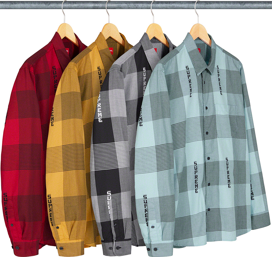 supreme-20ss-spring-summer-logo-plaid-shirt