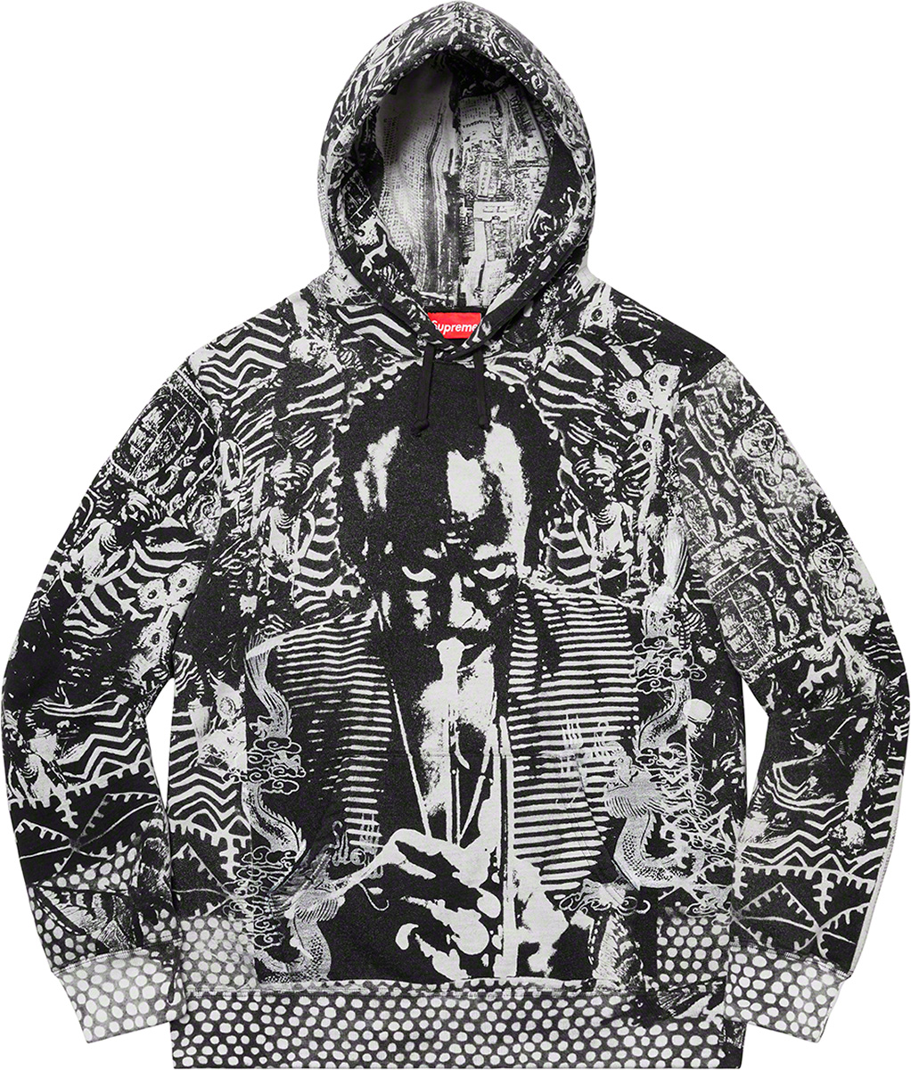 supreme-20ss-spring-summer-miles-davis-hooded-sweatshirt