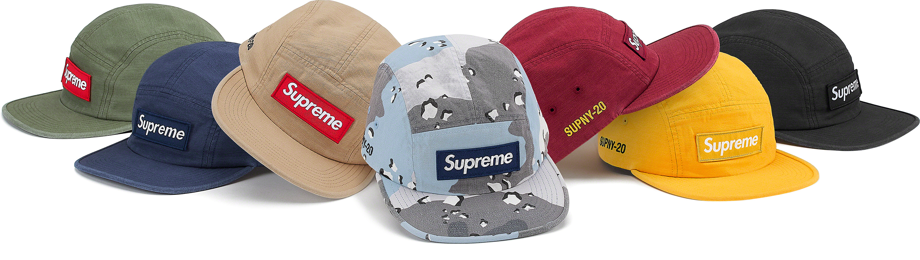 supreme-20ss-spring-summer-military-camp-cap