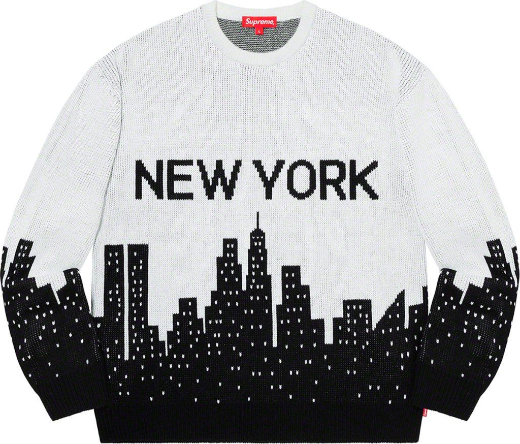 supreme-20ss-spring-summer-new-york-sweater