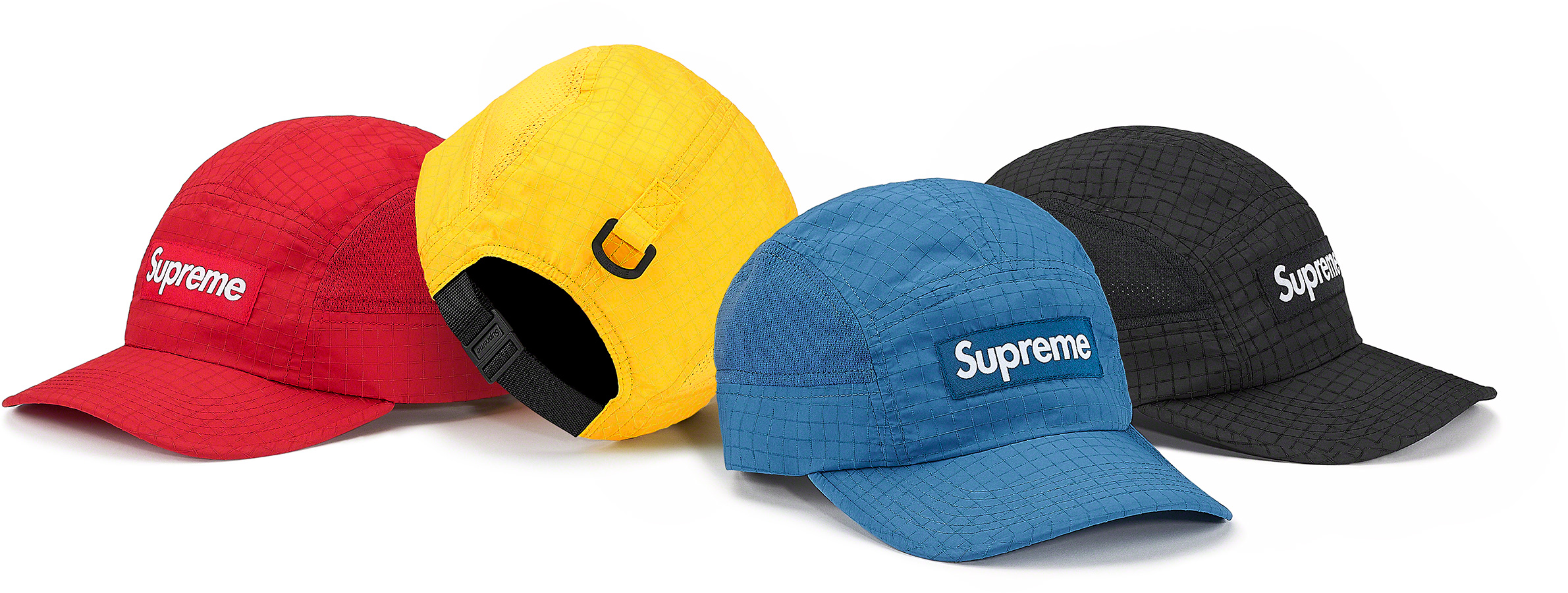 supreme-20ss-spring-summer-reflective-ripstop-camp-cap