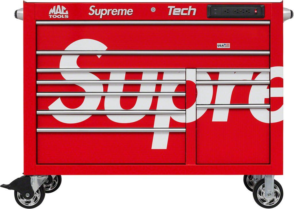 supreme-20ss-spring-summer-supreme-mac-tools-t5025p-tech-series-workstation
