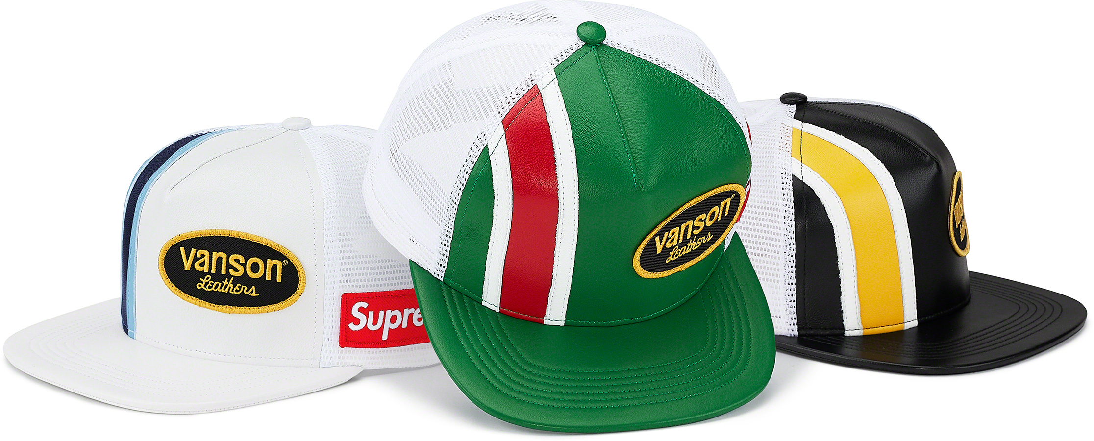 supreme-20ss-spring-summer-supreme-vanson-leathers-mesh-back-5-panel