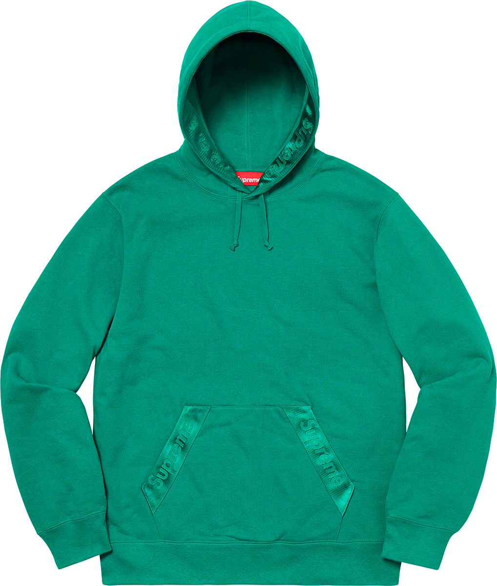 supreme-20ss-spring-summer-tonal-webbing-hooded-sweatshirt