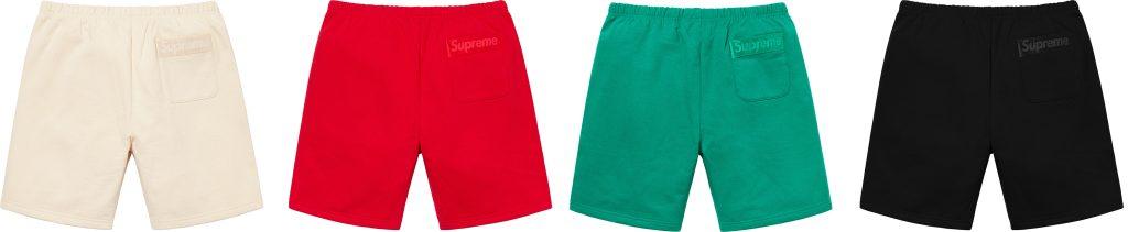 supreme-20ss-spring-summer-tonal-webbing-sweatshort