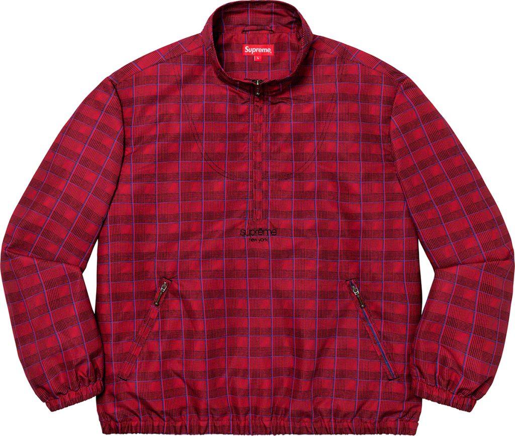 supreme-20ss-spring-summer-track-half-zip-pullover