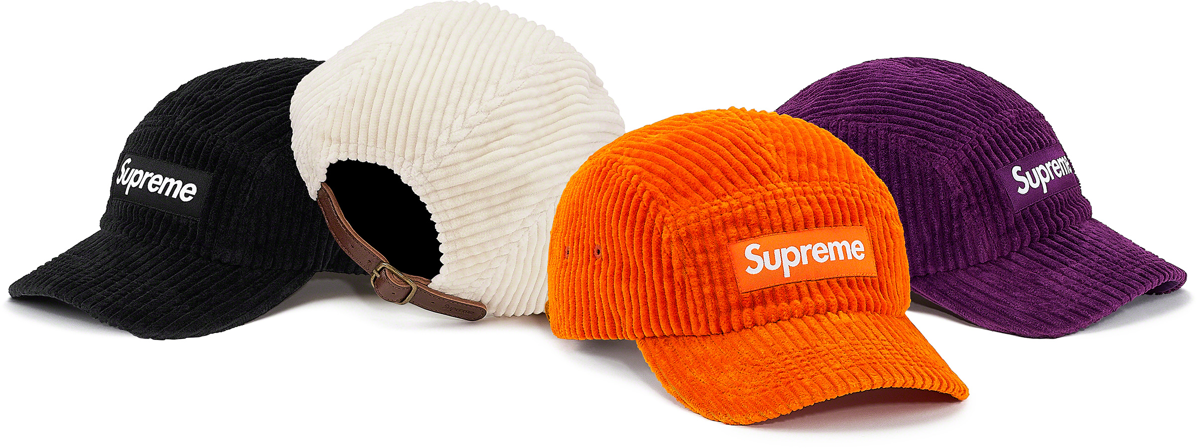 supreme-20ss-spring-summer-wide-wale-corduroy-camp-cap