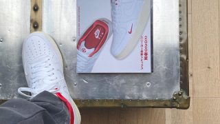 KITH × NIKE AIR FORCE 1 LOW REDが初公開