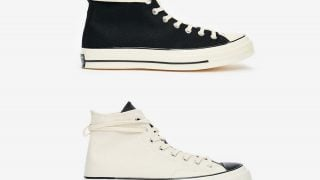 FEAR OF GOD ESSENTIALS × CONVERSE CHUCK 70 2カラーが3/26に再販予定