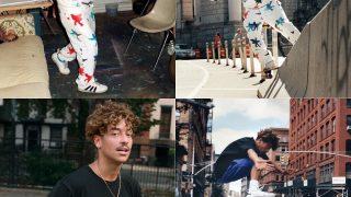 MARK GONZALES × adidas SHMOOFOIL 20SS コラボコレクションが4/1に国内発売予定