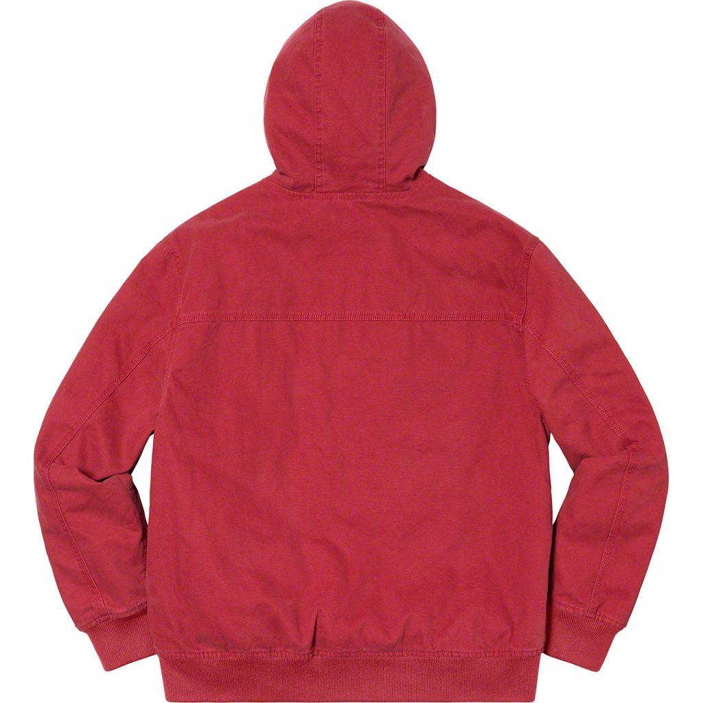 supreme-20ss-spring-summer-canvas-hooded-work-jacket