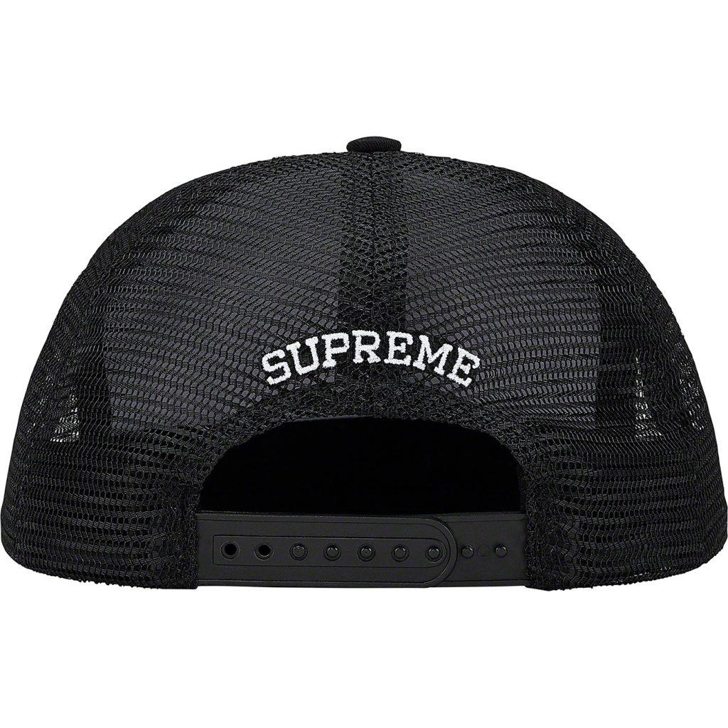 supreme-20ss-spring-summer-leopard-mesh-back-5-panel