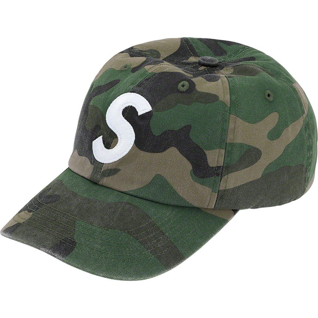 supreme-20ss-spring-summer-pigment-print-s-logo-6-panel