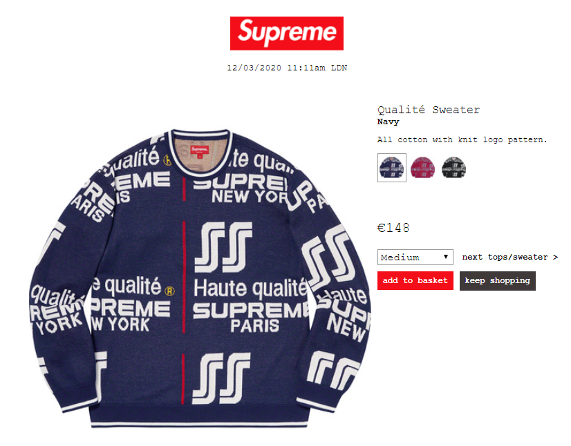 supreme-online-store-20200314-week3-release-items