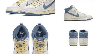 ATLAS SKATEBOARDING × NIKE SB DUNK HIGHが9/26に国内発売予定