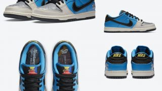 INSTANT SKATEBOARDS × NIKE SB DUNK LOW ハチ公が9/18、9/19に国内発売予定