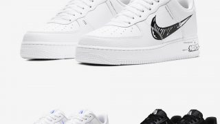 NIKE AIR FORCE 1 LOW SKETCH PACK 3カラーが2020年春頃に国内発売予定