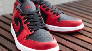 NIKE AIR JORDAN 1 LOW VARSITY REDが7/1に国内発売予定