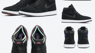 NIKE AIR JORDAN 1 HIGH ZOOM COURT PURPLEが10/29に国内発売予定【直リンク有り】