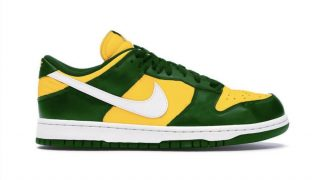 NIKE DUNK LOW VARSITY MAIZE PINE GREENが5/21に海外発売予定