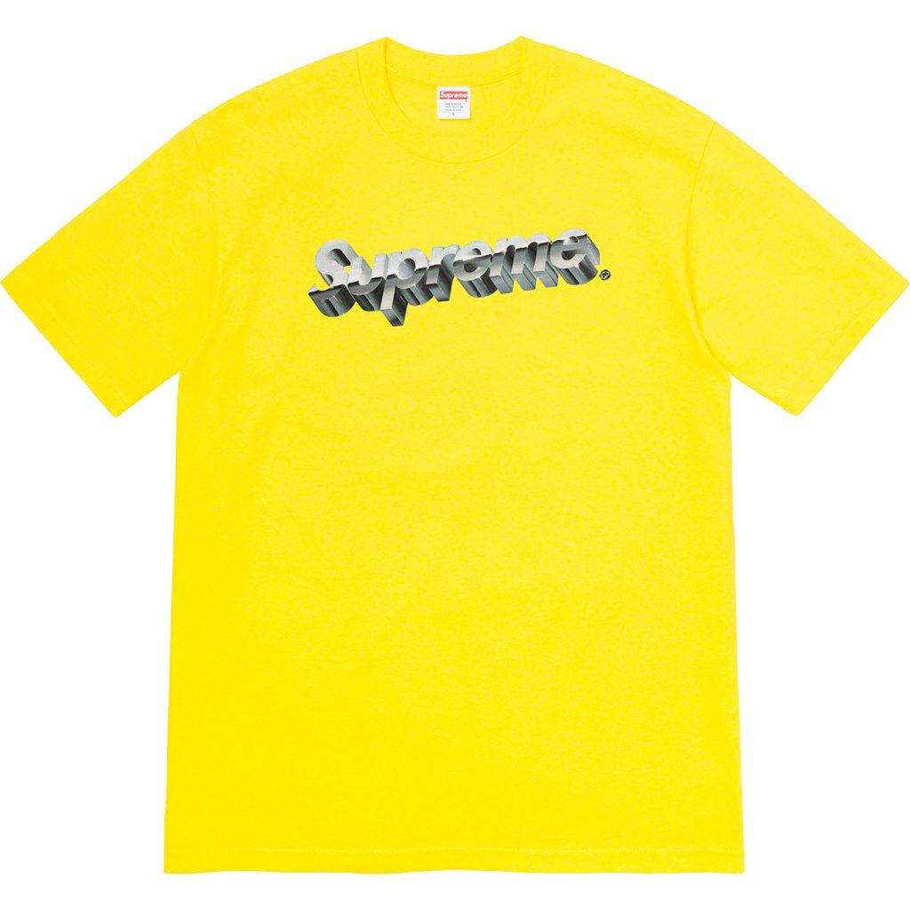 supreme-20ss-spring-summer-chrome-logo-tee