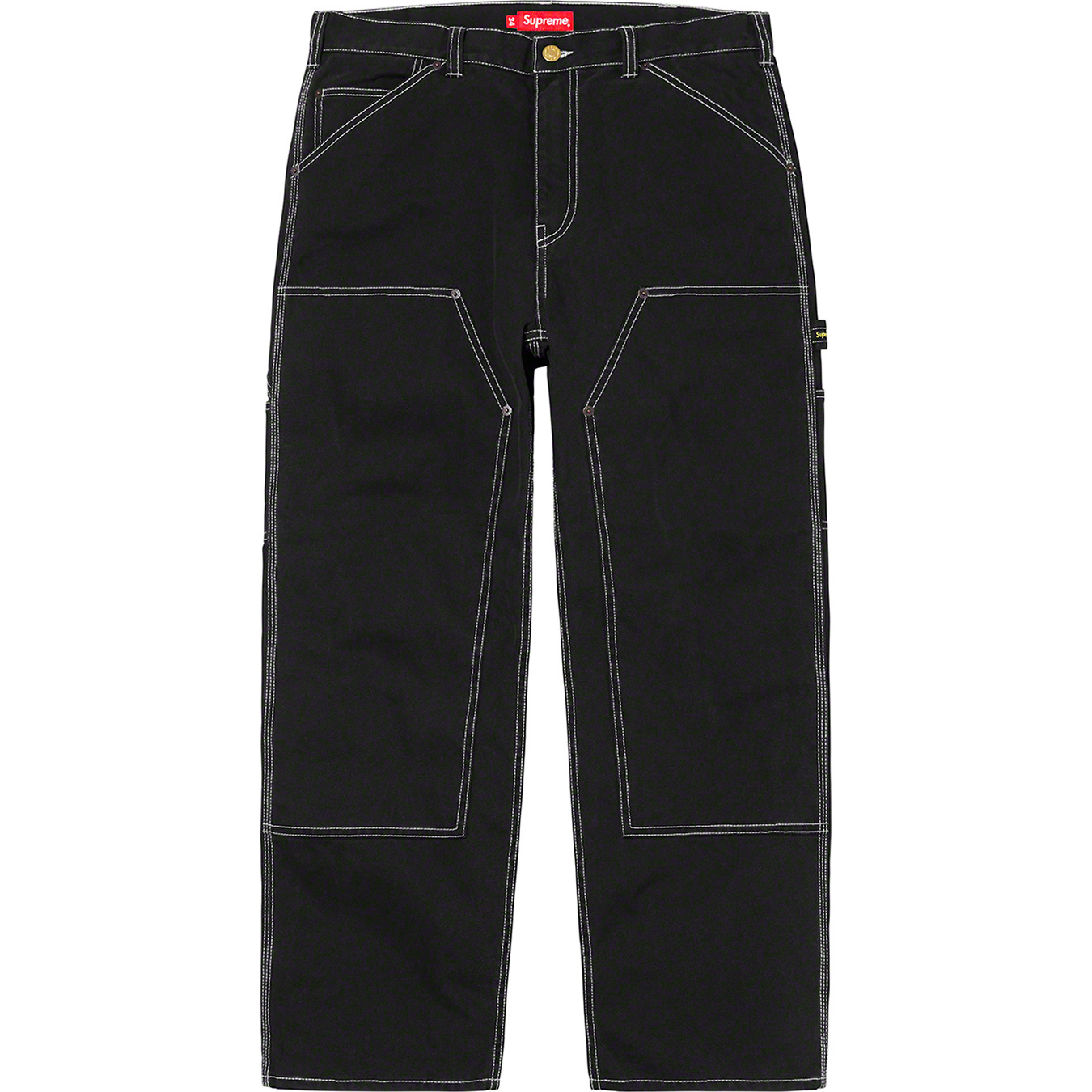 supreme-20ss-spring-summer-double-knee-painter-pant