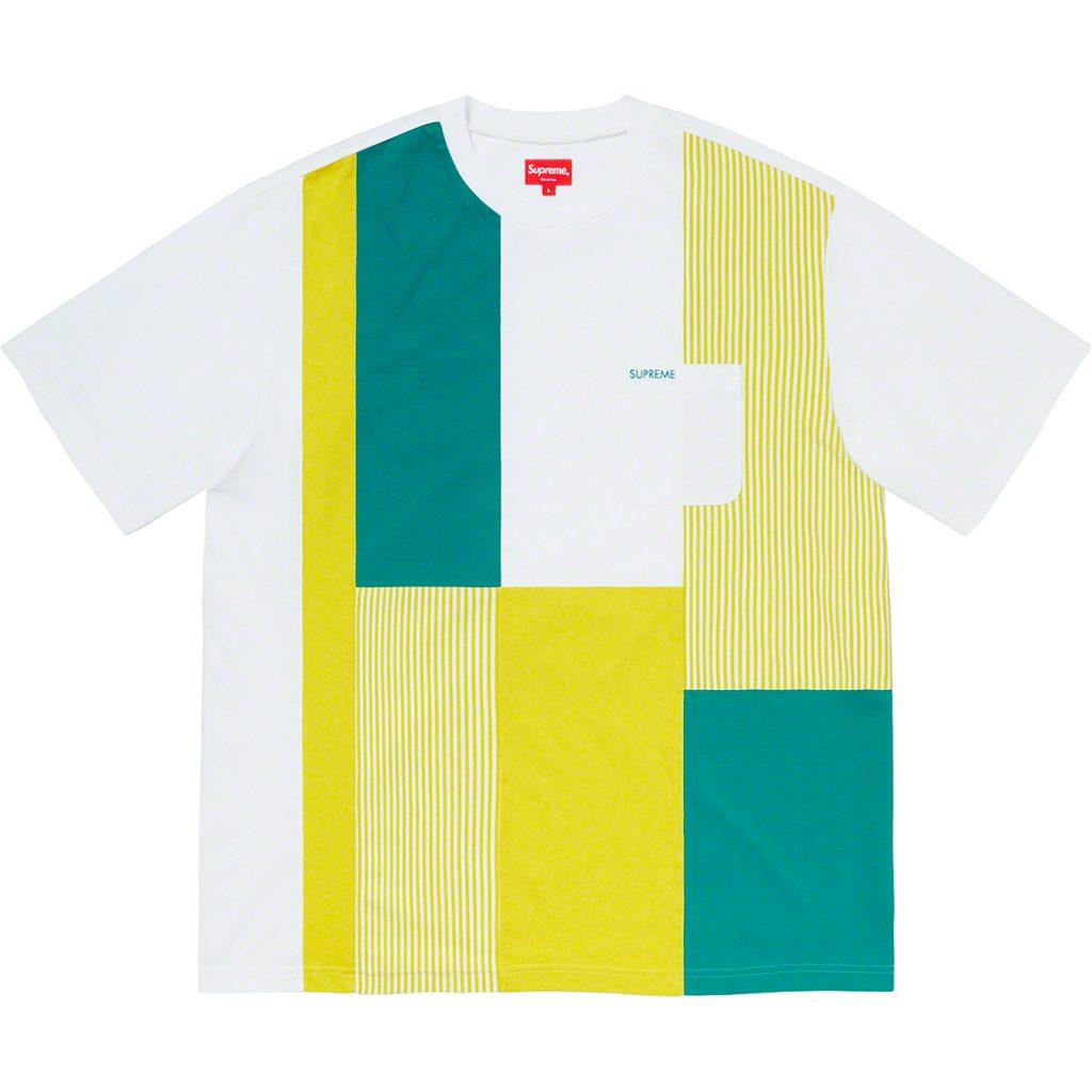 supreme-20ss-spring-summer-patchwork-pocket-tee