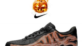 NIKE AIR FORCE 1 LOW SKELETON BRILLIANT ORANGEが2020年10月頃に発売予定