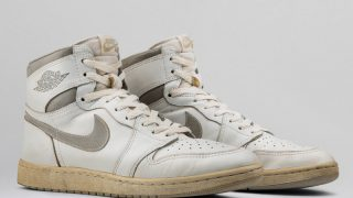 NIKE AIR JORDAN 1 HI '85 NEUTRAL GREYが2021年上半期に海外発売予定
