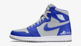 NIKE AIR JORDAN 1 HIGH OG HYPER ROYALが2021年春頃に海外発売予定