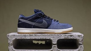 NIKE SB DUNK LOW PRM DENIM GUMが2020年夏頃に海外発売予定