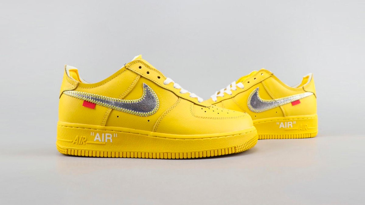 air force 1 low top off white