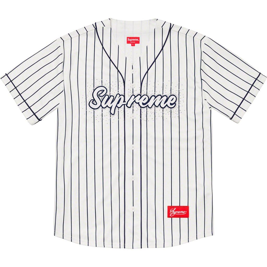 supreme-20ss-spring-summer-rhinestone-baseball-jersey