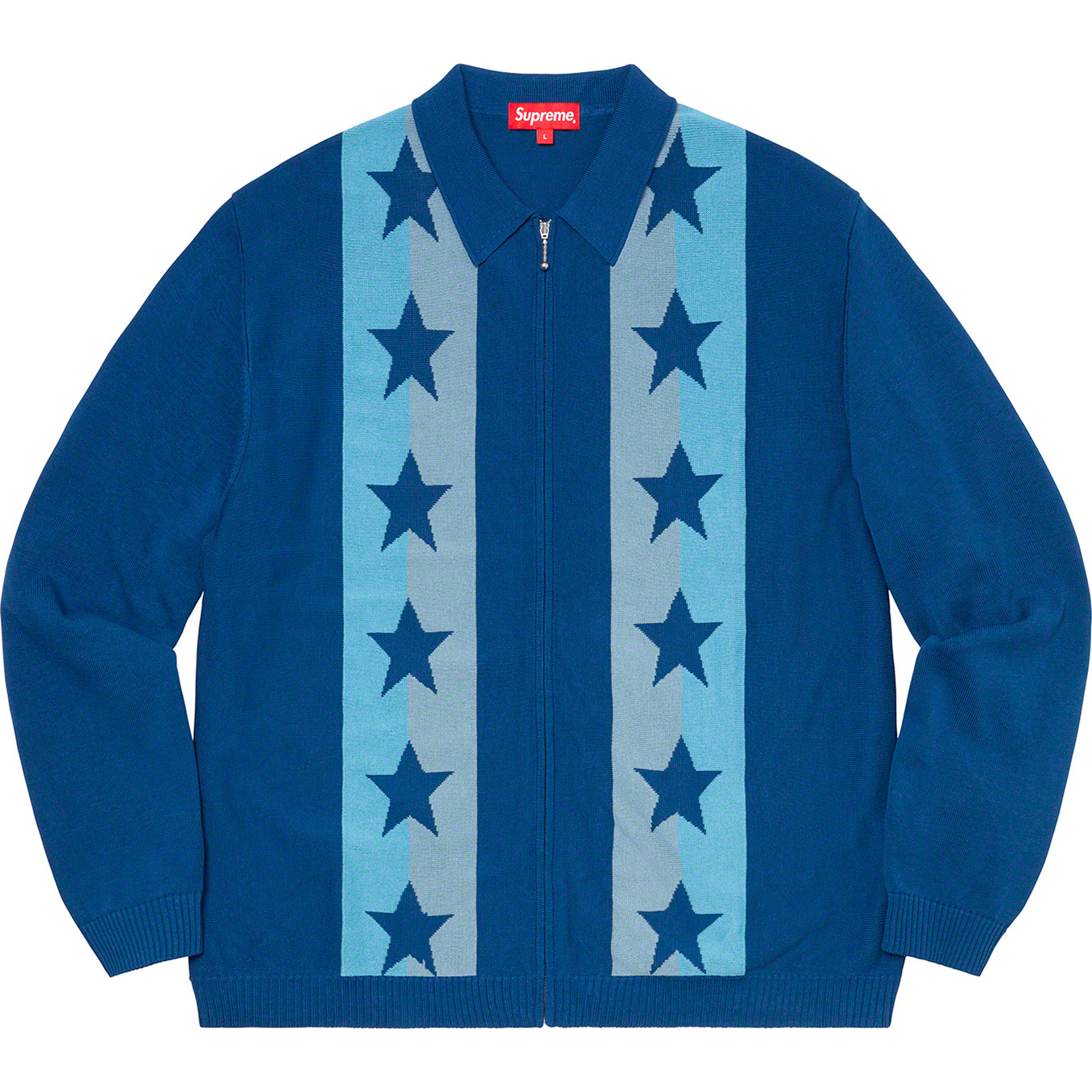 supreme-20ss-spring-summer-stars-zip-up-sweater-polo