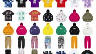 Supreme 公式通販サイトで5月23日 Week13に発売予定の新作アイテム【THE NORTH FACEのコラボなど】