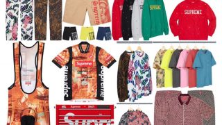Supreme 公式通販サイトで5月30日 Week14に発売予定の新作アイテム【鯉柄のアイテムなど】