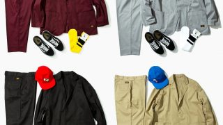 TRIPSTER × DICKIES コラボセットアップスーツが6/5~6/8までBEAMSで抽選販売予定