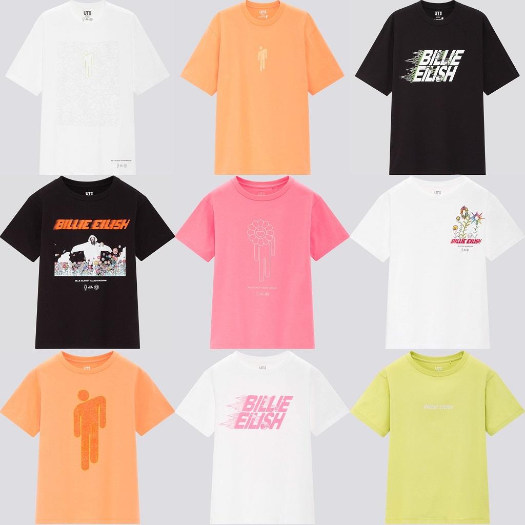 uniqlo-ut-billie-eilish-takashi-murakami-collaboration-t-shirt-release-20200525