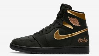 NIKE AIR JORDAN 1 HIGH OG BLACK METALLIC GOLDが2020年末に海外発売予定