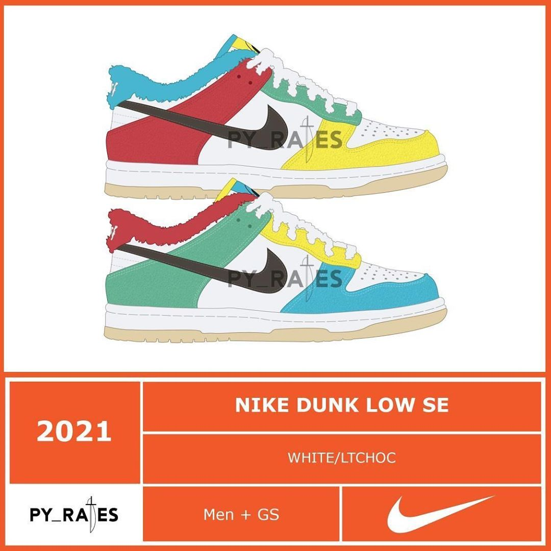 nike-dunk-low-se-free-99-pack-release-2021