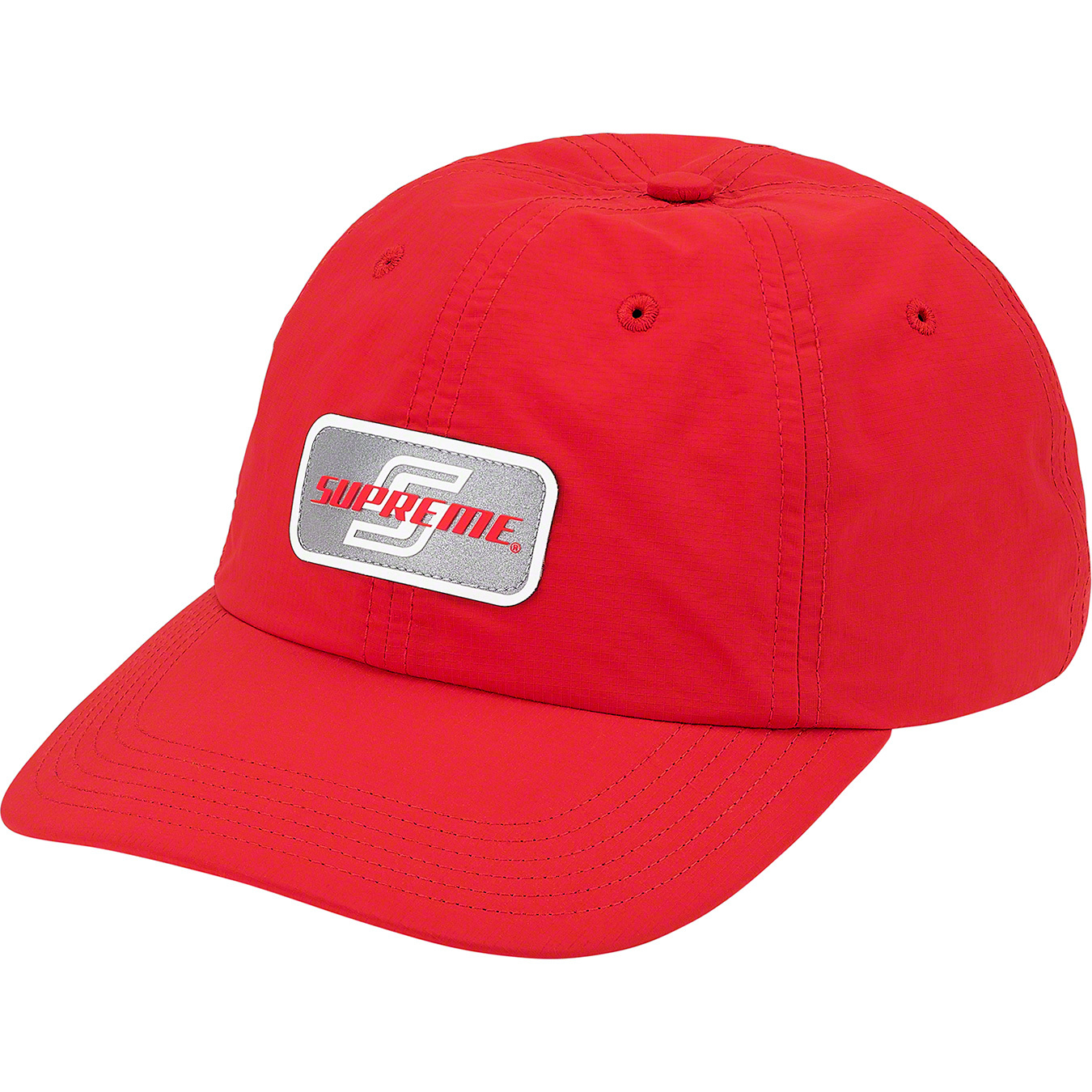 supreme-20ss-spring-summer-reflective-patch-6-panel